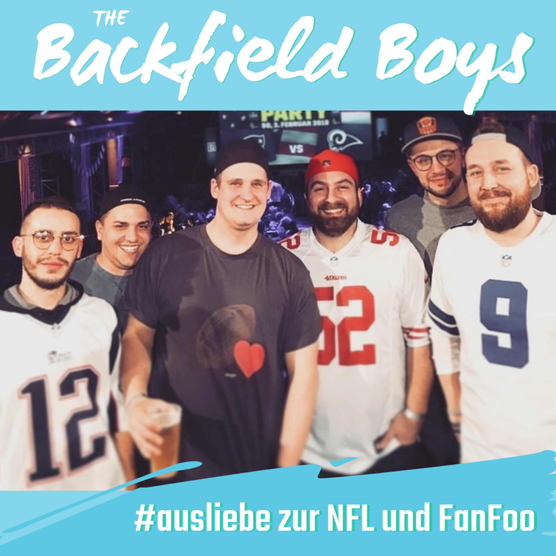 The Backfield Boys | #ausliebe zur NFL & FanFoo